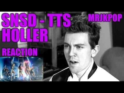 Girls' Generation TTS Holler Reaction / Review - MRJKPOP ( 태티서 )