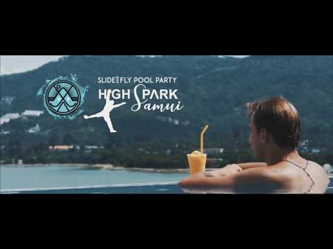 Slide, Fly, Swim, Relax & Enjoy the Stunning View At High Park Koh Samui