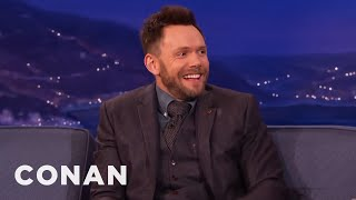 "Joel McHale: ""I Want The Audience To Hate Me""  - CONAN on TBS"