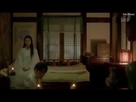 161011 ベッキョン キスシーン 日本語字幕「月の恋人〜歩歩驚心:麗」  第15話