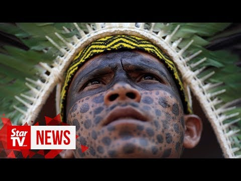 Amazon, indigenous tribes pray for protection