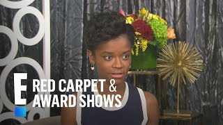 """Letitia Wright's Take on Her Scene-Stealing """"Black Panther"""" Character 