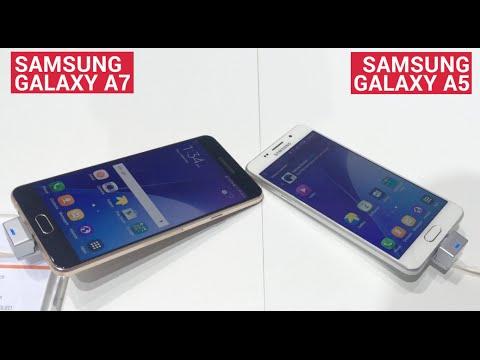 Samsung Galaxy A5  A7 2016 First Impressions  Digitin