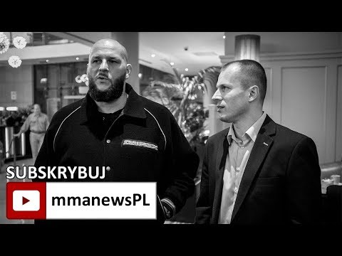 KSW 40: Waldemar Kasta typuje czarny scenariusz dla Polaków w Irlandii