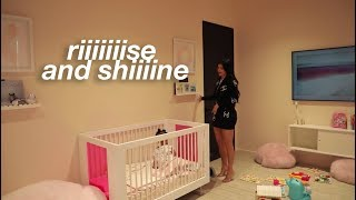 kylie jenner singing rise and shine but i edited it 7 different ways