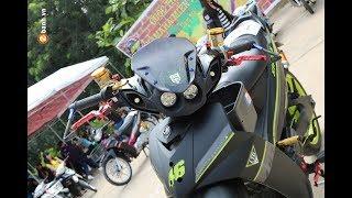 Xe & Phong Cách 24h - Yamaha Sirius độ với ánh mắt ' hút hồn ' của biker Việt.