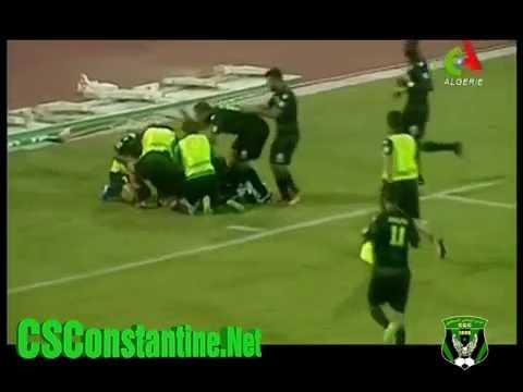 CSC 2 - ESS 2 : Les buts du match