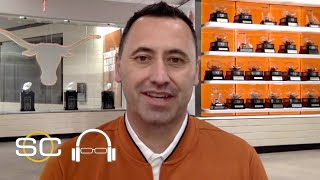 Steve Sarkisian on joining the Texas Longhorns and learning from Nick Saban | SC with SVP