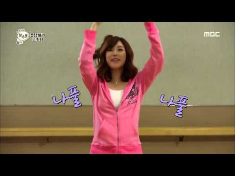 130801 Hyosung dance Secret songs 5girls Story Show (update subbed link in desc)