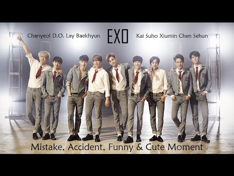 PART 243: Kpop Mistake & Accident [EXO only.]