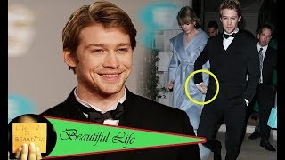 BAFTAs 2019: Taylor Swift holds hands with boyfriend Joe Alwyn as they leave Vogue party