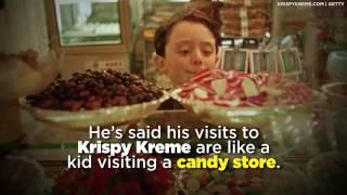 Shaq Buys Krispy Kreme Store in Atlanta