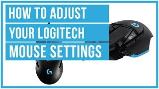 How To Adjust Your Logitech Mouse DPI And Settings - Full Tutorial