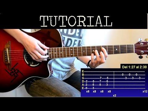 Cómo tocar Coma Black de Marilyn Manson (Tutorial guitarra) / How to play