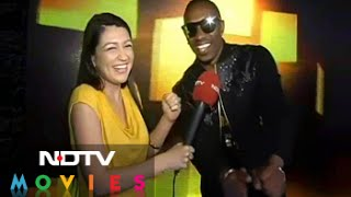 Dwayne Bravo excited on his Bollywood singing debut..