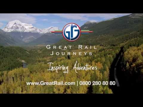 Great Rail Journeys TV Advertisement