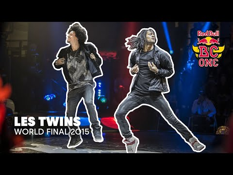 Les Twins Performance | Red Bull BC One World Final 2015