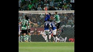 ايكر كاسياس VS سبورتينغ لشبونة - جولة الدوري البرتغالي الثامنة (1 ...