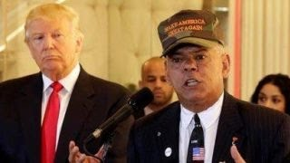 Veteran defends Trump's support of vets, slams liberal media