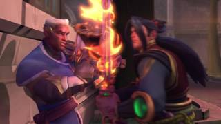 Paladins - 'No One Escapes the Law' Trailer