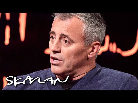 Matt LeBlanc: – Filming the last Friends episode was very sad | Skavlan
