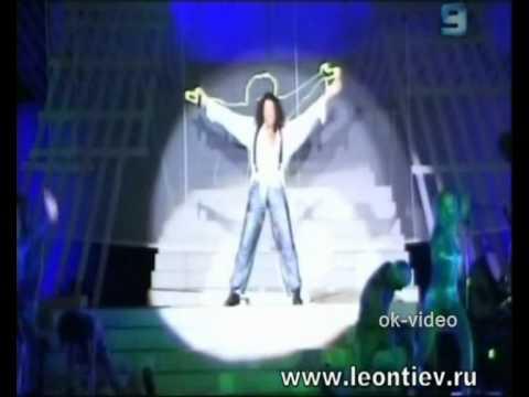 Валерий Леонтьев - Сцена (видеоролик)