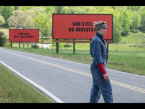 Three Billboards Outside Ebbing, Missouri'
