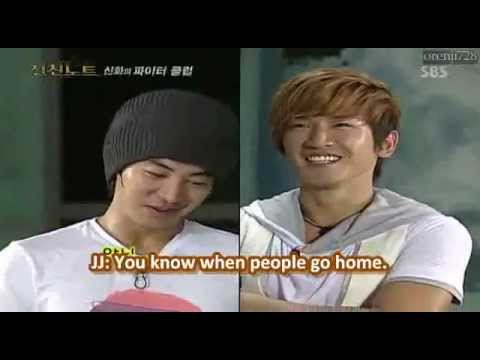 Shinhwa on Intimate Note eng sub part 2 [READ DESCRIPTION!]