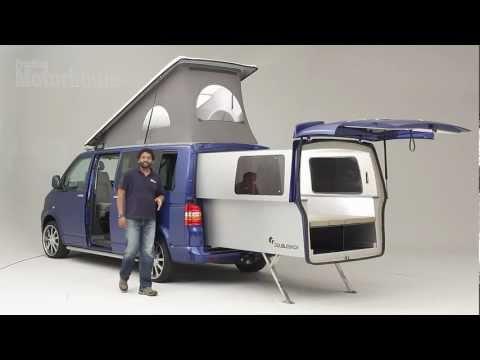 Practical Motorhome Doubleback VW Camper review