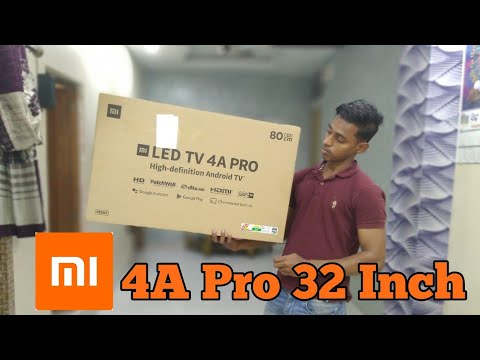 video Mi LED Smart TV 4A PRO 80 cm (32) with Android Review<span class=