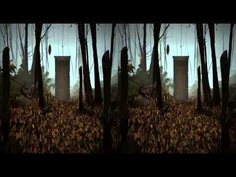 Datura PS3 Game 3d Trailer in 3d