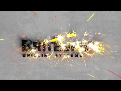 Britespan 3D Logo Animation