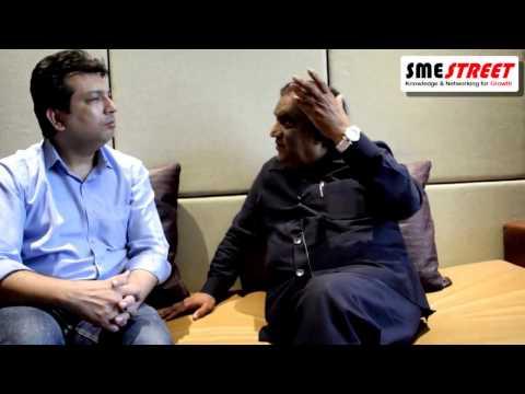 SMEStreet.in ViewPoint with Ravi Vasdev