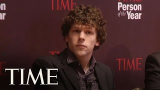 Person Of The Year 2011 Panel | TIME