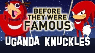 UGANDA KNUCKLES | Before They Were Famous MEME | DO YOU KNOW DA WAE ?