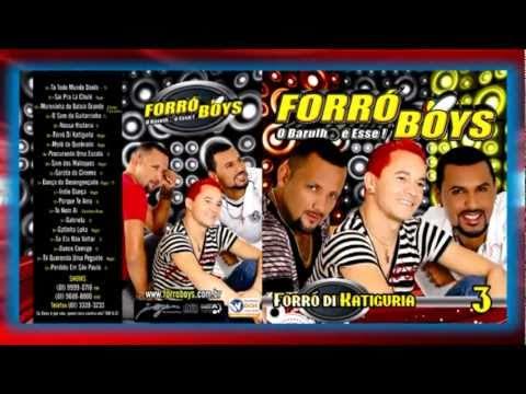 Baixar Forró Boys vol.  03 - 15 Gabriela