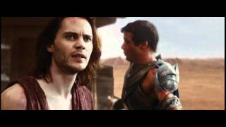 James Purefoy Appearance in John Carter