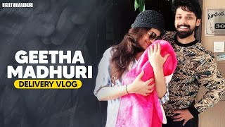 Tollywood singer Geetha Madhuri's lovely moments, throwbac..
