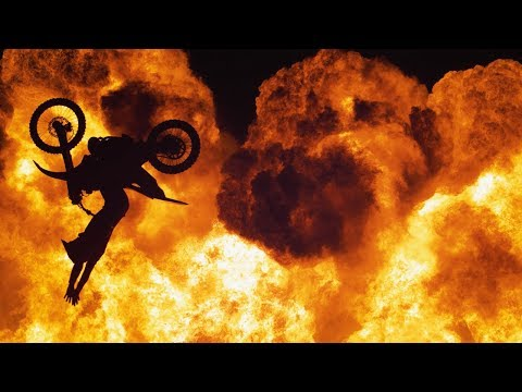 Monster Energy: Jackson Strong - The Fire Within