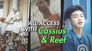 How To Prep For Shareef O'Neal! Backstage Pass With Cassius Stanley & Sierra Canyon!