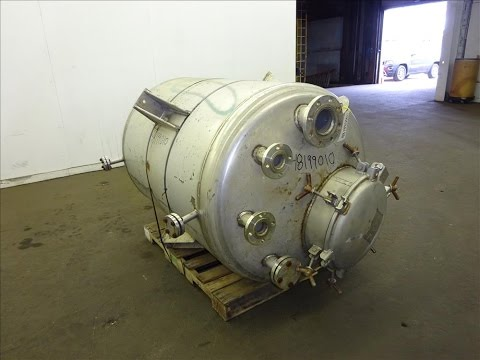 Used- Lowe-Mar Tank, Approximately 350 Gallon - stock # 48199010