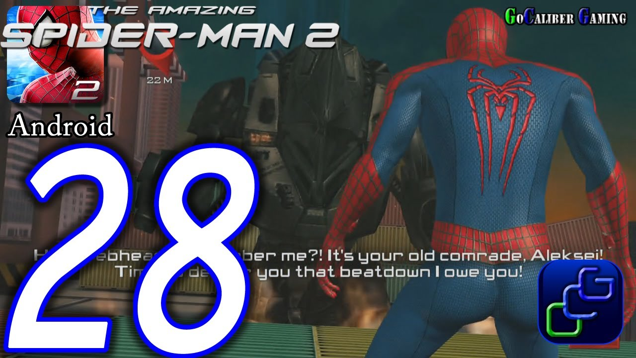 The Amazing Spider Man 2 Android Game - sito.willsempireofdance.com