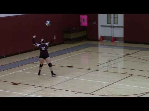 NCCS - AVCS Volleyball  10-20-21