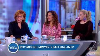 "Roy Moore Attorney On Ali Velshi's ""Background"" 