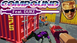 Compound [#1] Retro-Roguelike-VR-FPS (VR gameplay, no commentary)