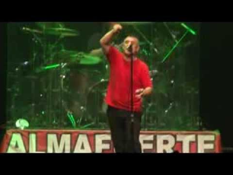 ALMAFUERTE - Trillando la fina - Microestadio Malvinas - 29/12/12 (DVD)