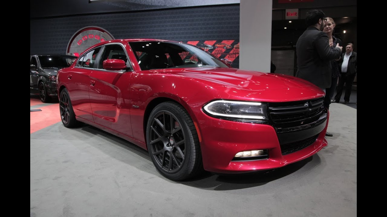 2015 Dodge Charger And Dodge Challenger 2014 New York