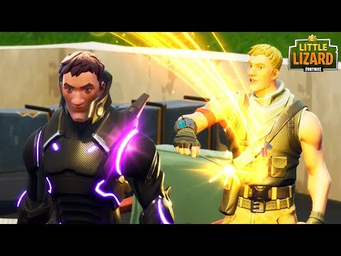 NOOB TURNS INTO A PRO PLAYER!! Fortnite Short Film