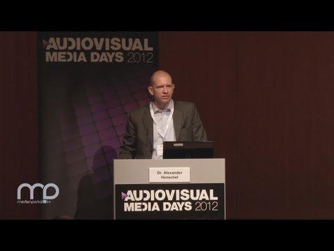 Vortrag:  Konvergente Geschäftsmodelle für die IPTV-Zukunft