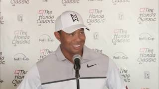 Tiger Woods: I just miss the run of competing for a green jacket   ESPN
